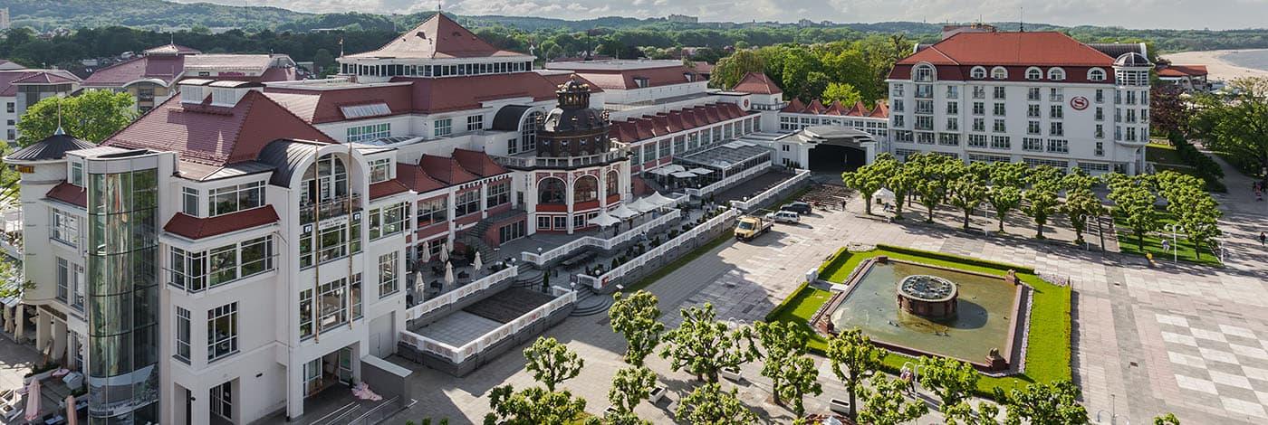 Sheraton Hotell i Sopot